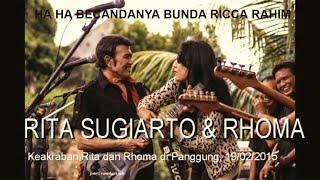 Download Lagu KOCAK BECANDA RITA SUGIARTO DAN RHOMA IRAMA ( TANPA BASA BASI ) Gratis STAFABAND