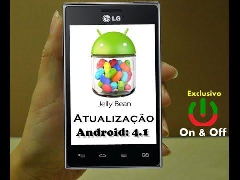 LG Optimus L5 Dual - E615 TUTORIAL ANDROID 4.1.2 -- 100% DE FUNCIONAMENTO