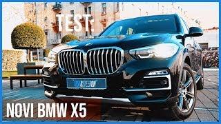 TEST: Potpuno NOVI BMW X5 (G05) 2019/// xDrive 40i X-line