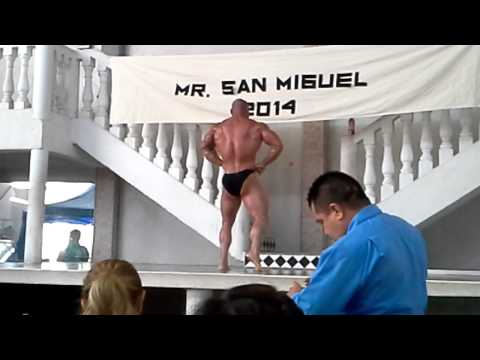 Mr. San miguel 2014 domingo precoma
