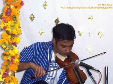 Pehla Nasha Remix - Instrumental (Violin) by Karthik