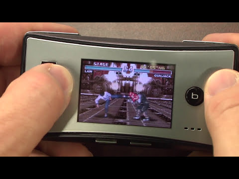 Classic Game Room - GAME BOY MICRO review