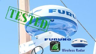 Furuno Wireless Radar - Pacific NW Boater TESTED