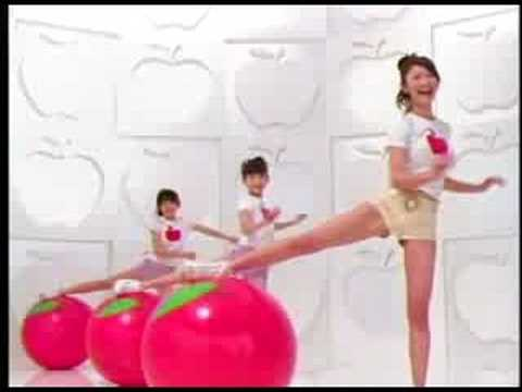 Sexy Japanese Commercial Glico video