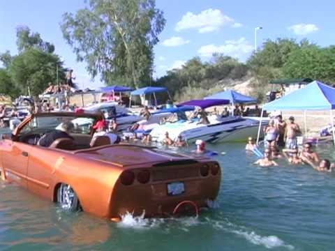 Fastest Amphibious Cars in the World - www.WaterCar.com - Python Edition (prototype only)
