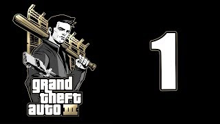 Grand Theft Auto 3 HD playthrough (PS4) pt1 - An Explosive Entry to Liberty City