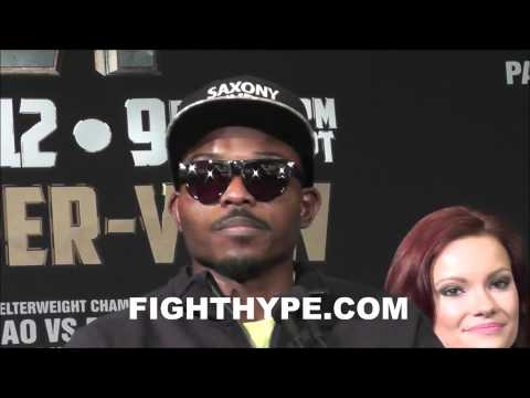 TIMOTHY BRADLEY DISCUSSES LOSS TO MANNY PACQUIAO I ACCEPT DEFEATI WILL BE CHAMPION AGAIN