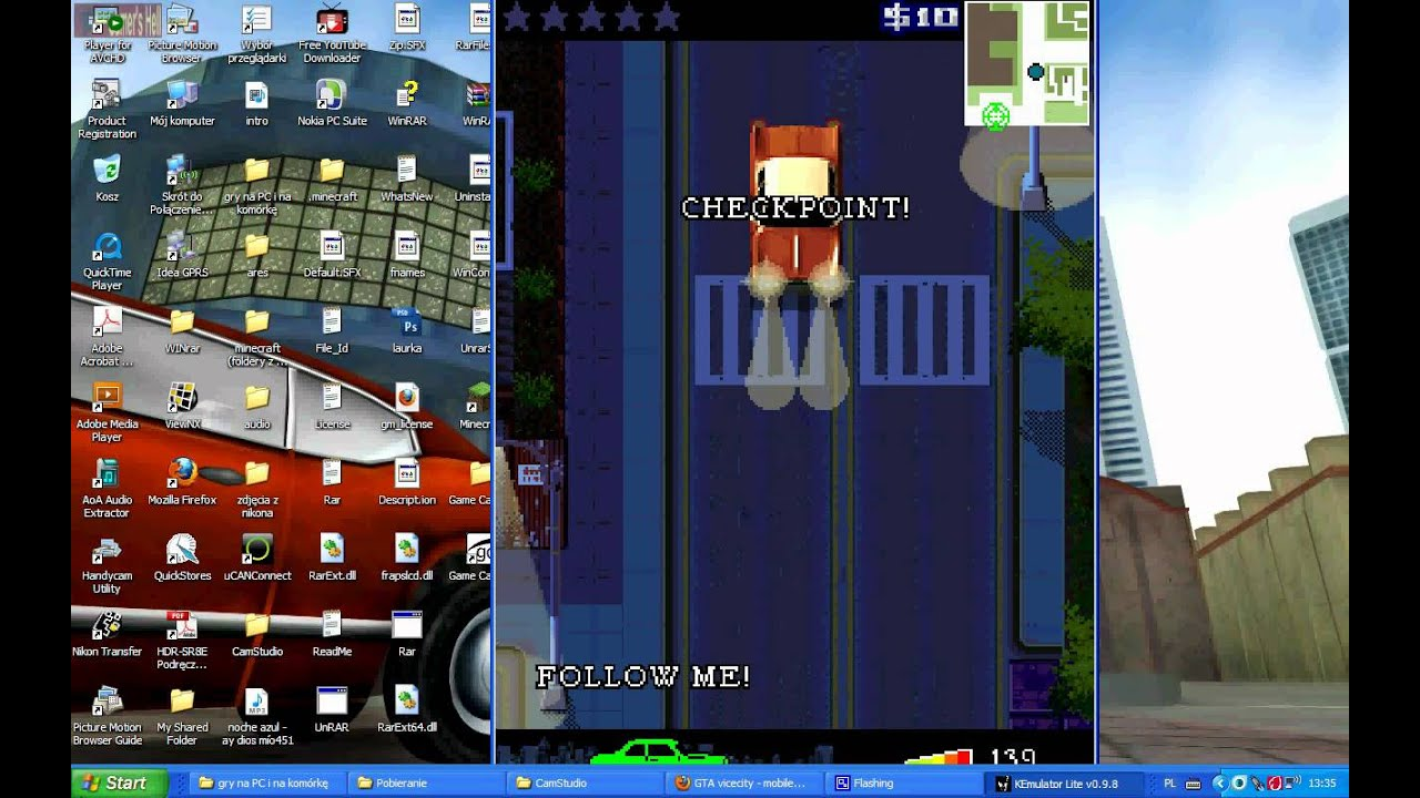 Gameplay of gangster rio city of saints with download link