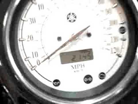 2006 Yamaha 1100 Vstar Silverado Video