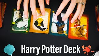 [ASMR] Harry Potter Deck of Cards - Triggers