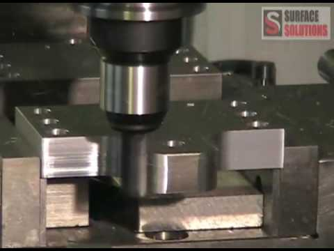 High-Speed Machining by Surface Solutions