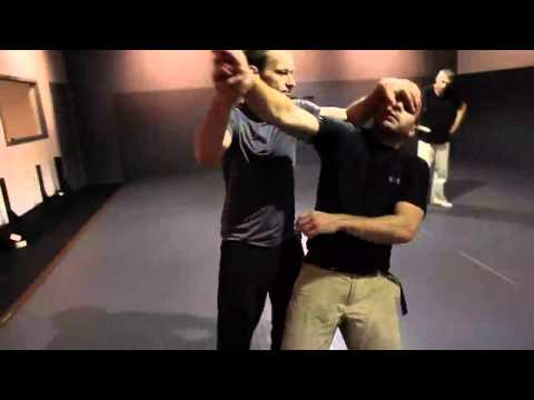 Knife defense concepts at The Academy Beverly Hills Image 1