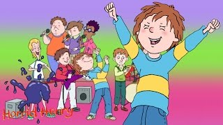 Horrid Henry's How to Play Air Guitar!