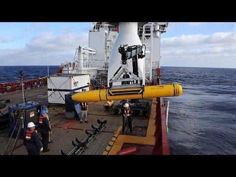 Bluefin-21 teknik sorun yüzünden dalamadı