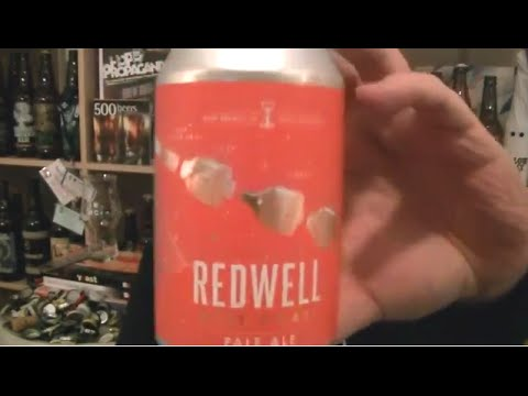 Redwell - West Coast Pale Ale - HopZine Beer Review