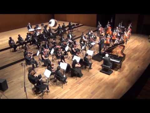 Grieg, Piano Concerto in A minor, Op. 16. Joaquín Achúcarro