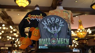 New Disneyland Merchandise for Halloween, Haunted Mansion and more!