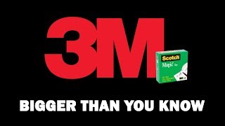 3M - Bigger Than You Know