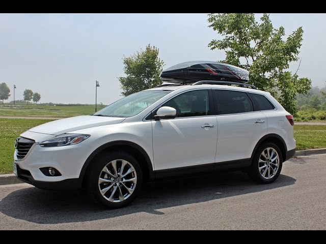 2014 Mazda CX-9 Review - The CX-9 Goes Camping