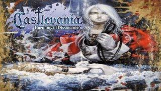 Castlevania Harmony of Dissonance #1 - Começando com Juste Belmont e 2 bosses