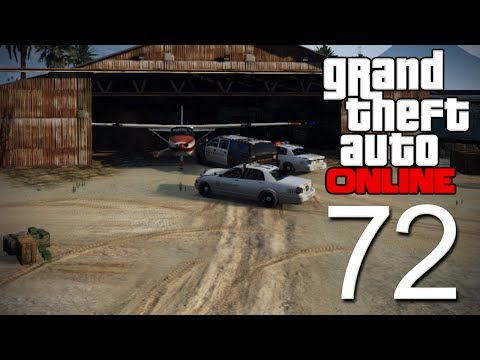 GTA 5 Online - Episode 72 - Blinking Stars! Part 4
