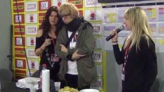 Lucca 2013: Meet & Greet - Aperitivo con Inio Asano