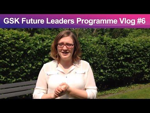 Samantha Johnson, GSK future leader graduate: video blog 6 – May 2016