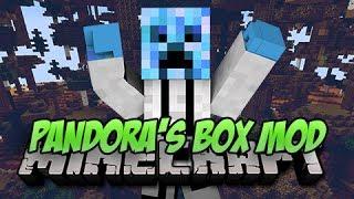PANDORA'S BOX MOD! [1.7] - Minecraft Mod Spotlight