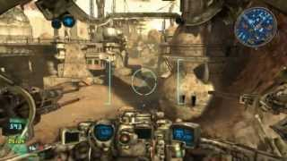 Hawken gameplay: the Sharpshooter