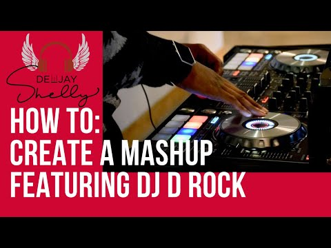 How to Make a Simple Mashup with Serato DJ Intro