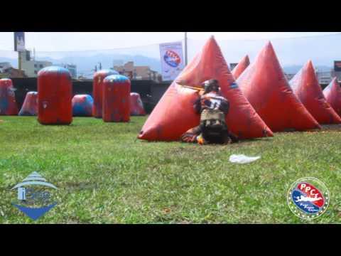 Segunda Válida PPC - Paintball Profesional Colombiano, Pereira 2013