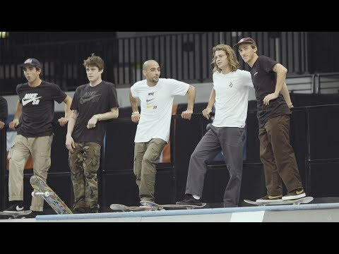 2018 SLS Monster Mic'd Up: London Pro Open