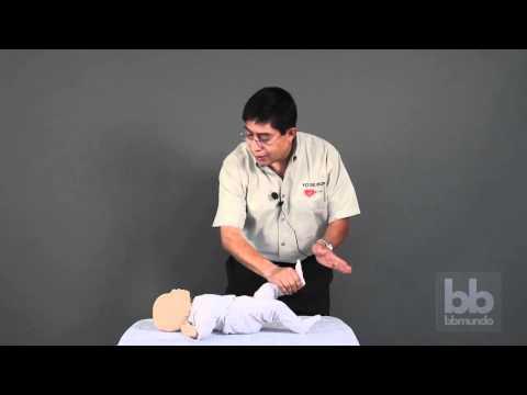 Reanimación cardiopulmonar (RCP) en bebés -- bbmundo primeros auxilios