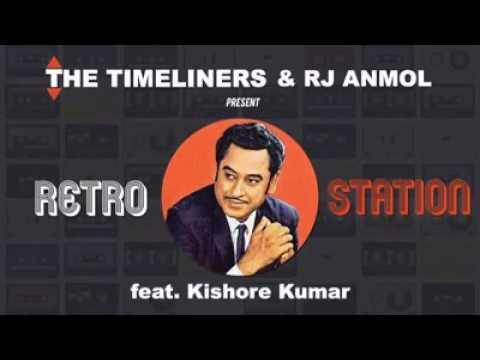 Kishor Kumar life history