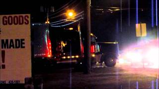 Loud Peterbilt and Kenworth #2
