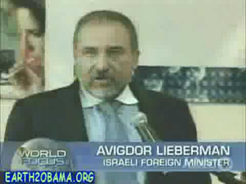 Avigdor Lieberman on Iran