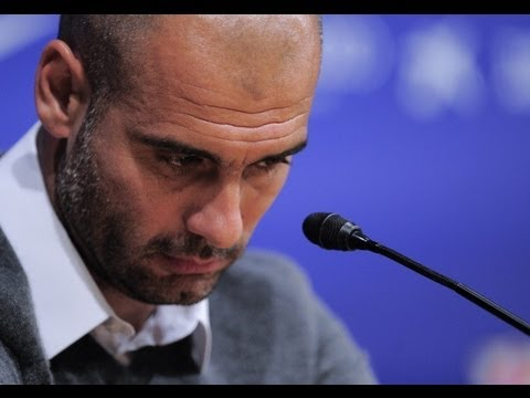 Guardiola quits Barcelona in emotional press conference