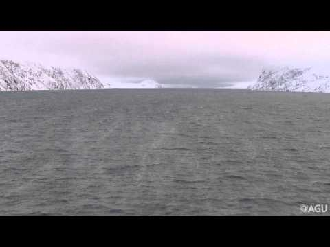 Global Warming effects on the Arctic Ocean