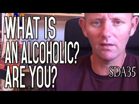 Define Alcoholic - Stop Drinking Alcohol Week 35