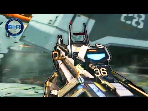 Call of Duty: Advanced Warfare GAMEPLAY - E3 2014 - COD AW Official HD Game Play
