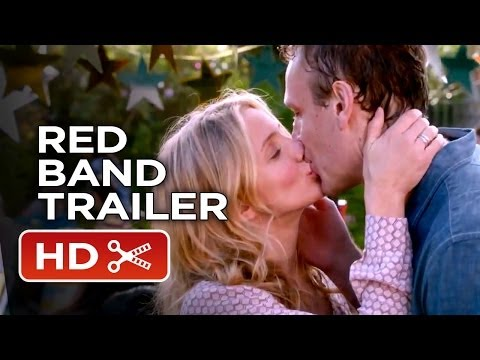 Sex Tape Red Band TRAILER (2014) Cameron Diaz, Jason Segel Comedy Movie HD