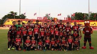 POLFCTV : Goal Highlight Police Tero FC 2-1 Sukhothai FC