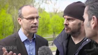 Германия за дружбу с Россией! Автопробег Мира Берлин-Москва [Голос Германии]