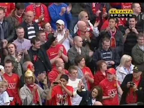 Manchester United Premier League Champions 2008/09