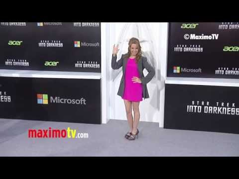 "Lea Thompson ""Star Trek Into Darkness"" Los Angeles Premiere ARRIVALS @LeaKThompson"