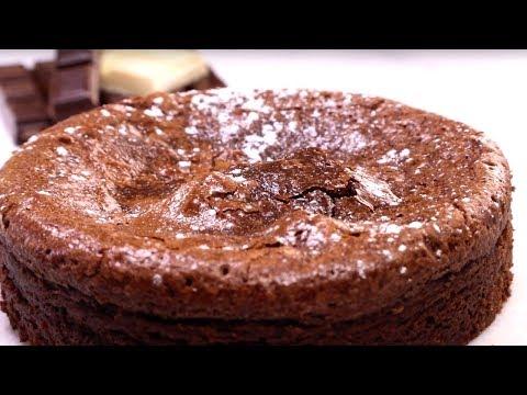 RECETTE : le FONDANT au chocolat au coeur coulant