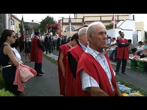 Festa Da Nossa Senhora Da Graca, Porto Formoso 2013 Part 2 of 4