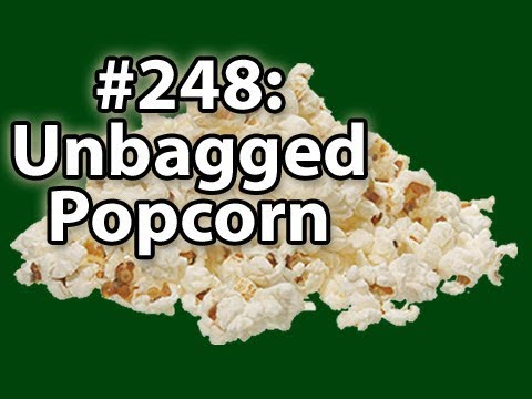 Is It A Good Idea To Microwave Unbagged Popcorn?