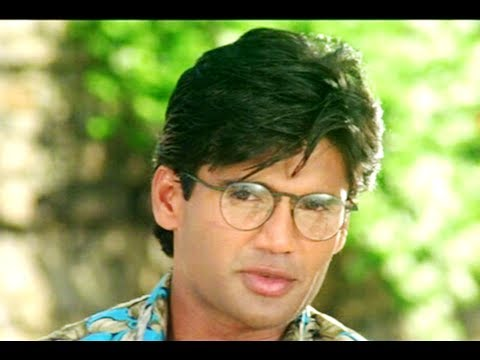 Takkar - Part 2 Of 10 - Sunil Shetty - Sonali Bendre - 90s Bollywood...