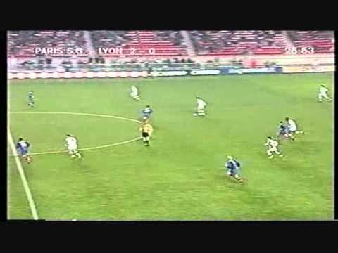 Paris SG 3-0 Lyon (Saison 1997-1998) Partie 1